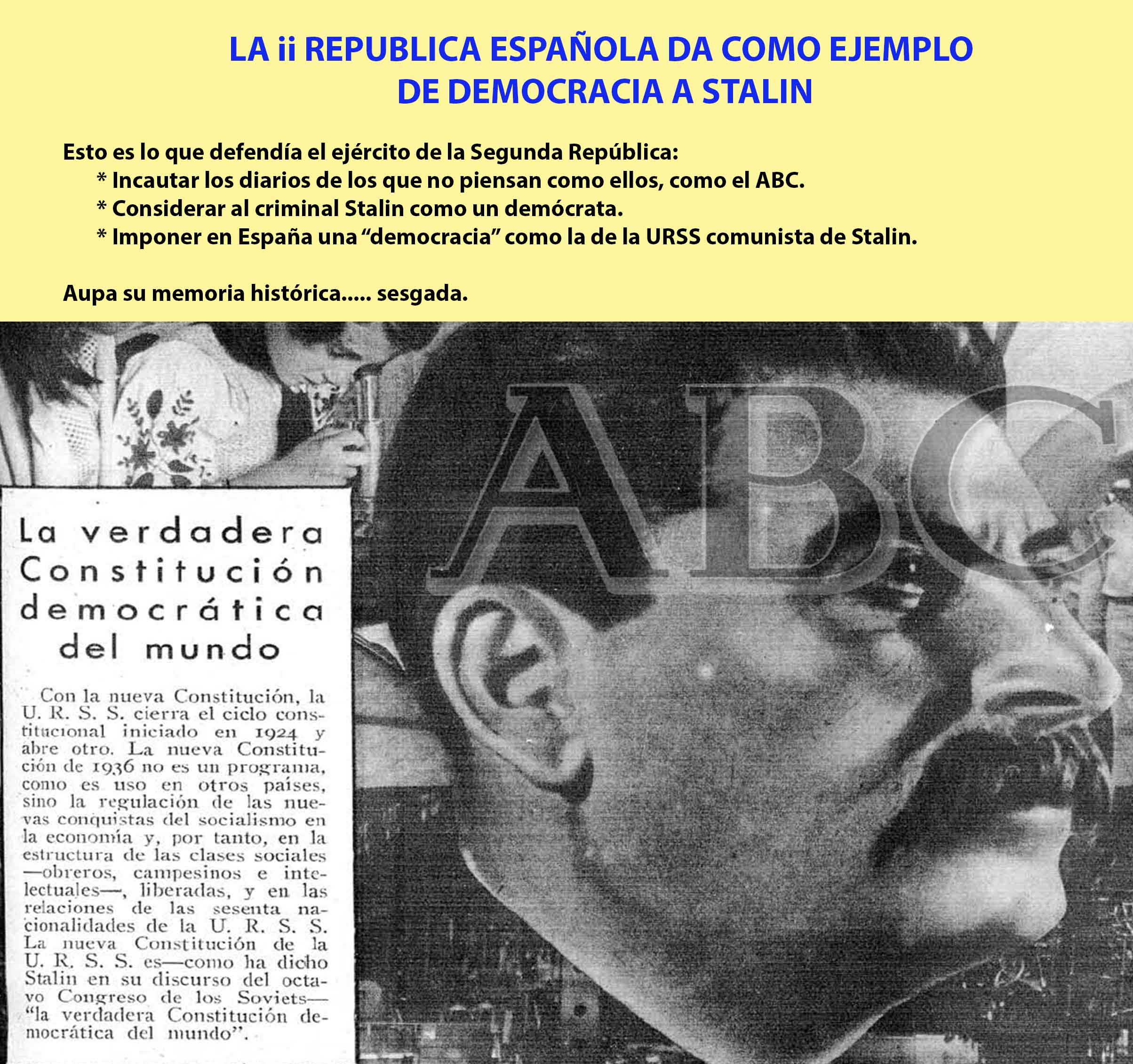 ABC Stalin Republica